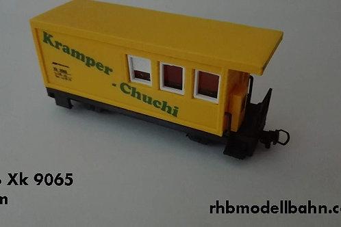 RhB Xk 9065 Kramper-Chuchi (H0m)