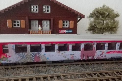"""RhB B 2318 """"Bärenland"""""""