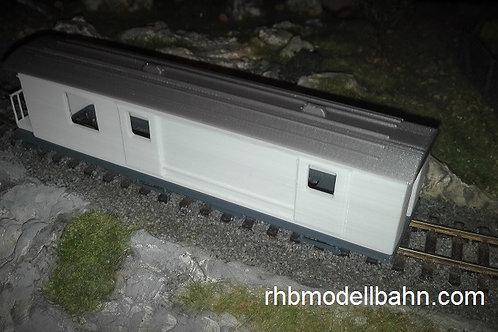 MOB BD 33 Personen-/Gepäckwagen H0m