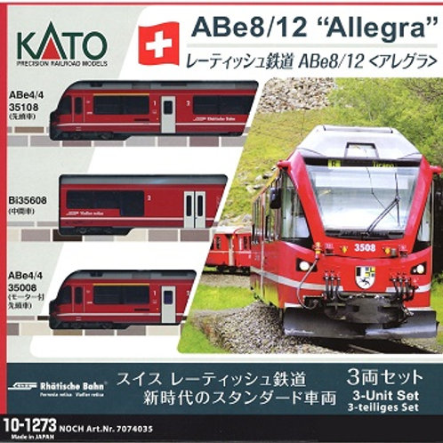 Kato RhB Allegra ABe 8/12, 3508