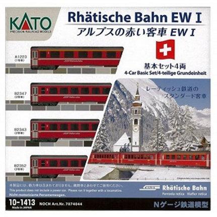 Kato RhB EW1-Set 1