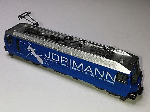 """RhB Ge 4/4 III, 649, """"Jörimann / Schneider"""""""