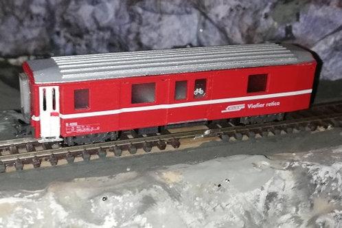 RhB Gepäckwagen D 4215, 4216, 4217