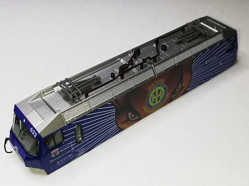 "Lokkasten RhB Ge 4/4 III 652 ""HCD"""