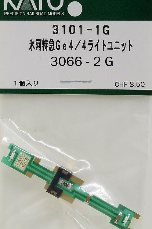 Kato Lichtplatine analog