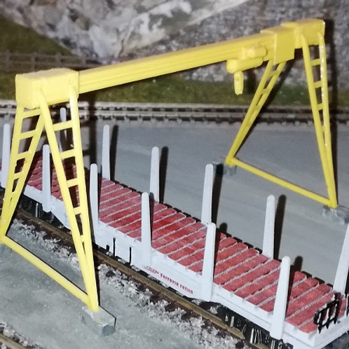 Bausatz Portalkran 1:150 (N)