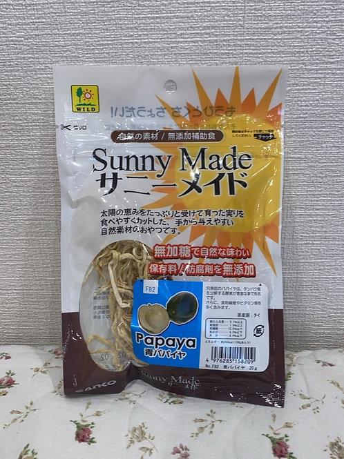13-サニーメイド 青パパイヤ