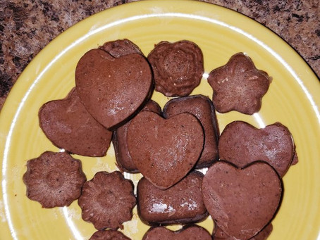 Chocolate Almond Butter Fat Bombs