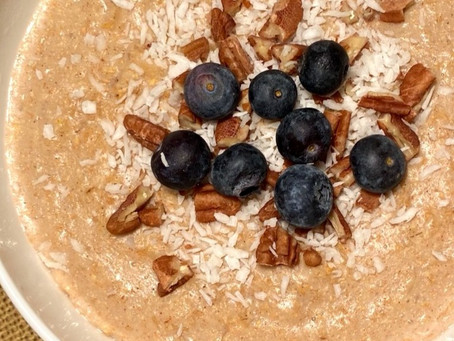 Oats & Flax Hot Cereal