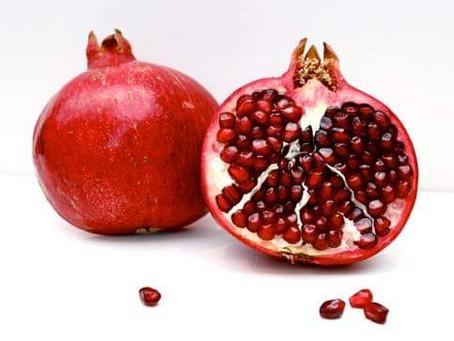 Pomegranates:  The Fruit of Paradise