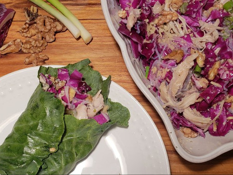 Make It This Weekend: Asian Chicken Salad
