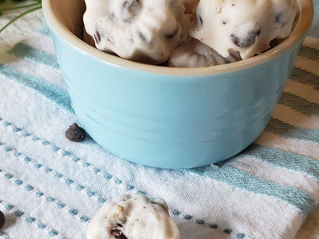 Mint Chocolate Chip Fat Bombs