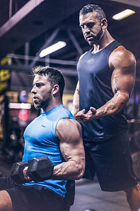 Personal Trainer Hollywood Celebrity Fitness Aaron Guy Bodybuilder Mansion Fitness