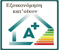 ενεργειακές επιθεωρήσεις εξοικονομώ κατοίκον κουφώματα ενεργειακά