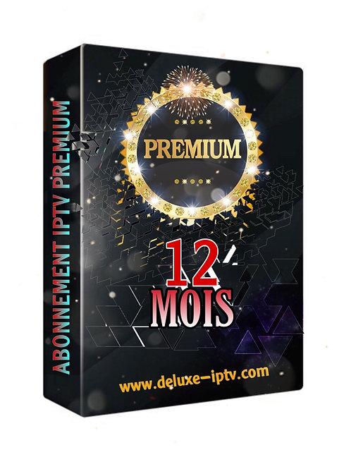 PREMIUM 12 MOIS