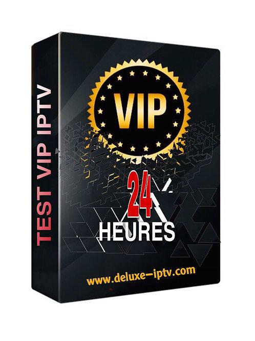 VIP OTT TEST 24H