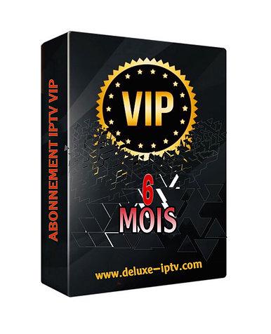 VIP OTT 6 MOIS