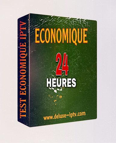 ECONOMIQUE TEST 24H