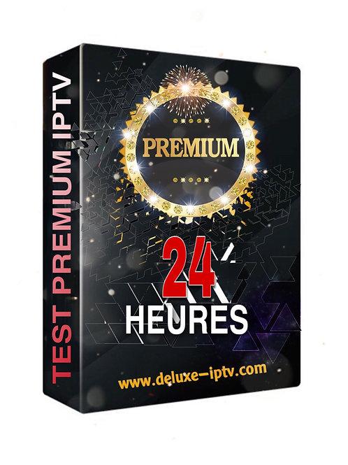 PREMIUM TEST 24H