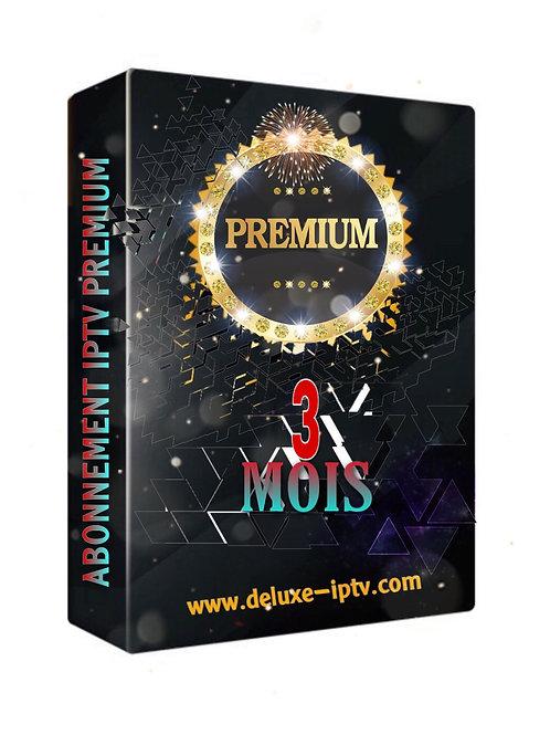 PREMIUM 3 MOIS