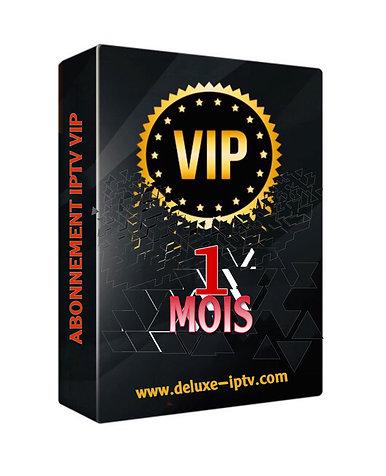 VIP OTT 1 MOIS