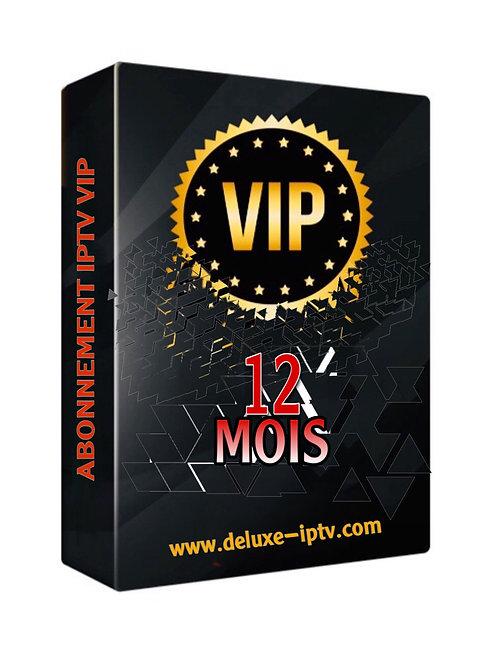 VIP OTT 12 MOIS