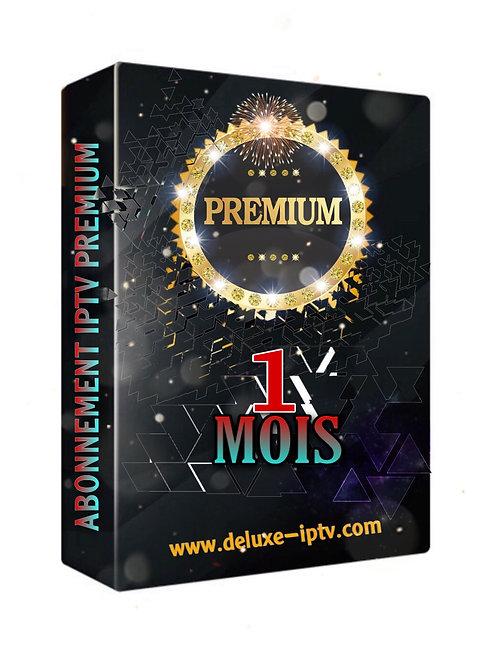 PREMIUM 1 MOIS