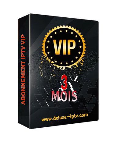VIP OTT 3 MOIS