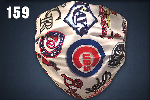 MLB Opening Day Face Cover