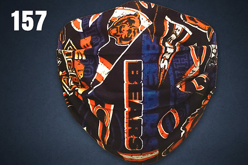 Chicago Bears Gridiron Face Cover