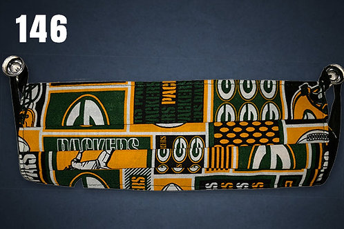 Green Bay Packers Gridiron Face Cover