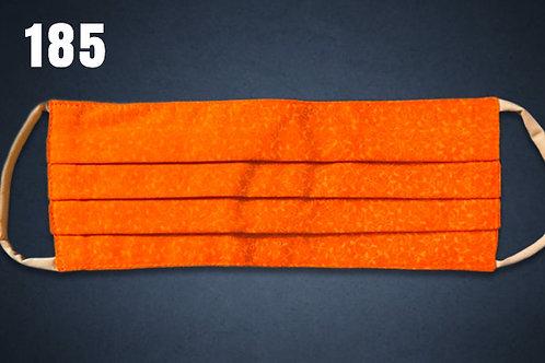 Tangerine Face Cover