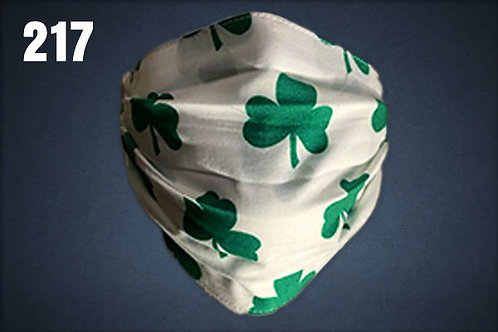 St Paddy's Day Feeling Lucky Face Cover