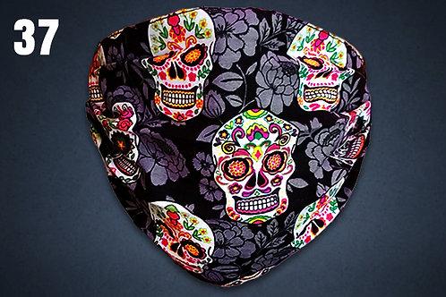 Sugar Skulls Face Cover