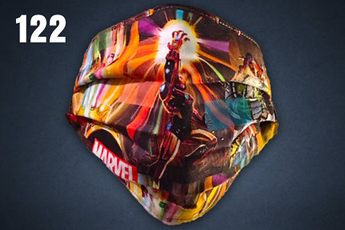 Avengers Infinity Face Cover