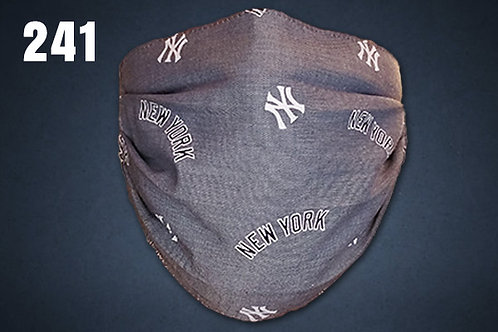 New York Yankees Bronx Bombers Classic Face Cover