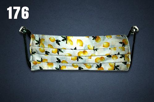 Lemons Face Cover