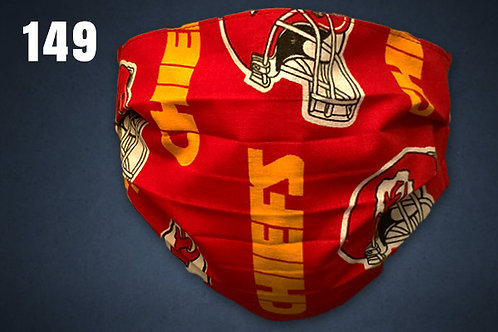 Kansas City Chiefs Gametime Face Cover
