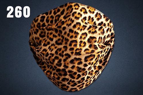 Cheetah Print Face Cover