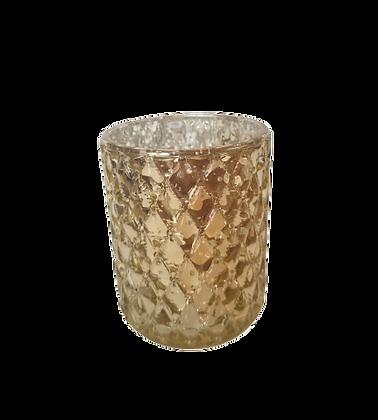 Gold Vase/Votive