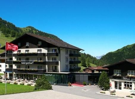 Umbau und Sanierung Familien Hotel Gorfion Malbun