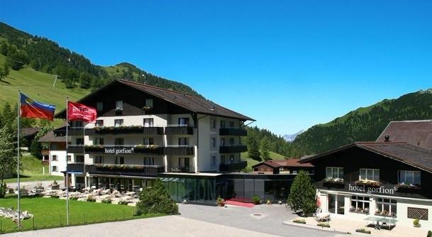 Umbau und Sanierung Familien Hotel Gorfion