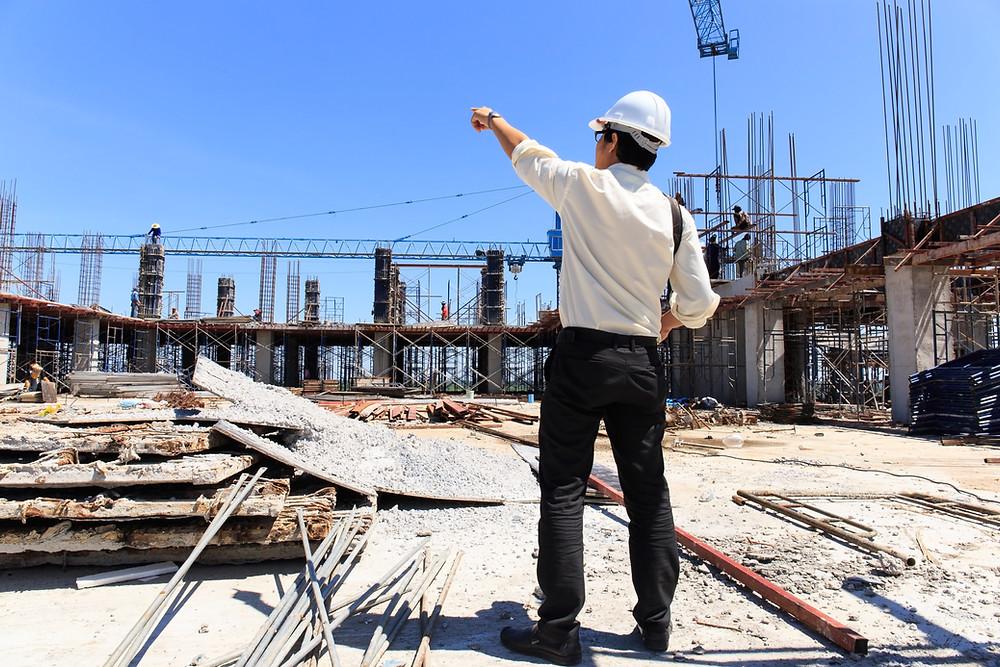 Vertretung der Bauherrschaft und Überwachung der Bauausführung