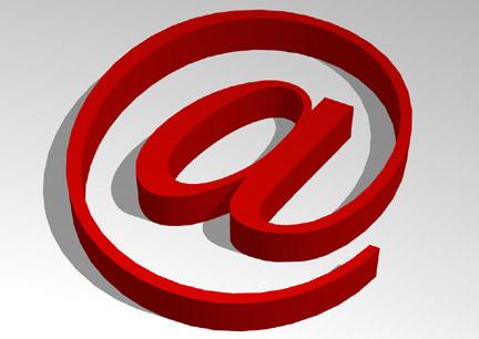 Änderung E-Mailadresse