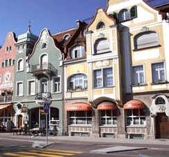 Dachstockausbau Altstadthaus