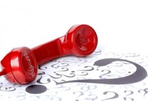 Änderung Telefonnummern