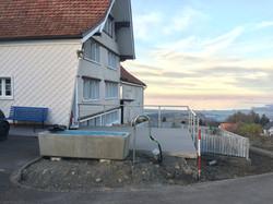 Baugesuch Sanierung Appenzellerhaus