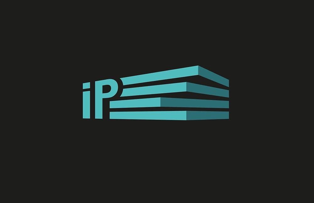 iP baumanagement ° Firmensignet Brand Logo Bild