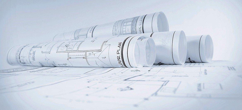 Entwurf, Bauprojekt, Ausführungsplan