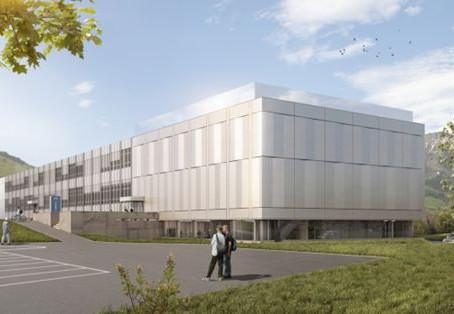 Eröffnung Neubau NTB Labor II